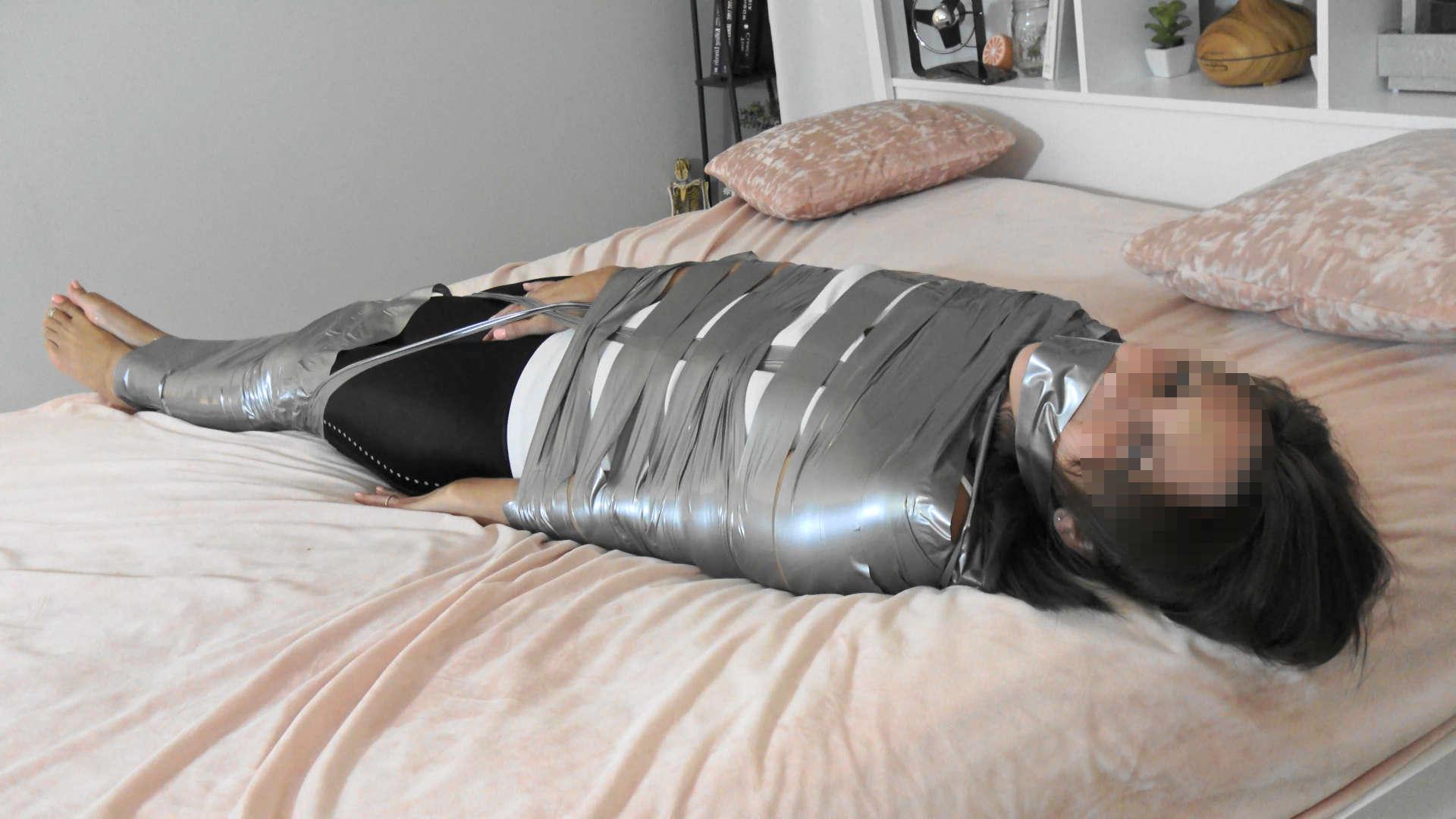 mummificazione schiava